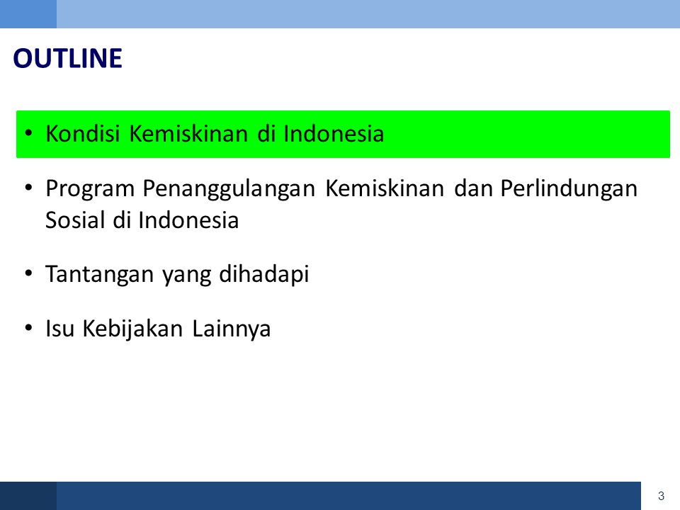 Tingkat kemiskinan (konsumsi) di Indonesia terus menurun 4