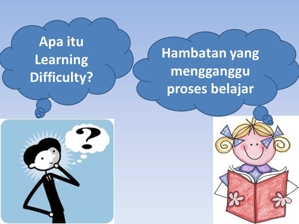 Classification Learning Difficulty Gangguan Emosi Gangguan Perilaku Gangguan Kognitif Gangguan Fisik