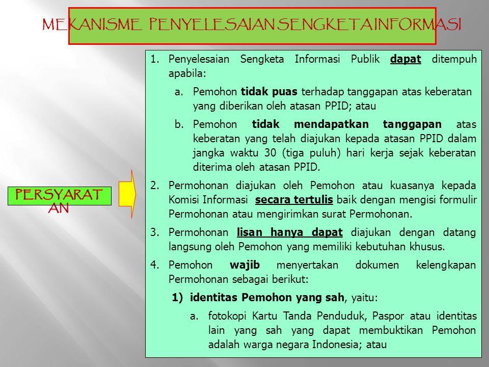 LANJUTAN b)anggaran dasar yang telah disahkan oleh Menteri Hukum dan Hak Asasi Manusia dan telah tercatat di Berita Negara Republik Indonesia dalam hal Pemohon adalah Badan Hukum.