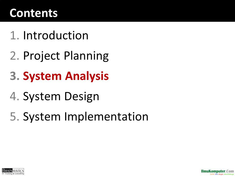 Exercise: Business Process Modeling 1.Lihat kembali System Request dan Use Case Diagram yang sudah anda buat 2.Lakukan business process modeling dengan membuatkan Activity Diagram untuk setiap Use Case yang dibuat