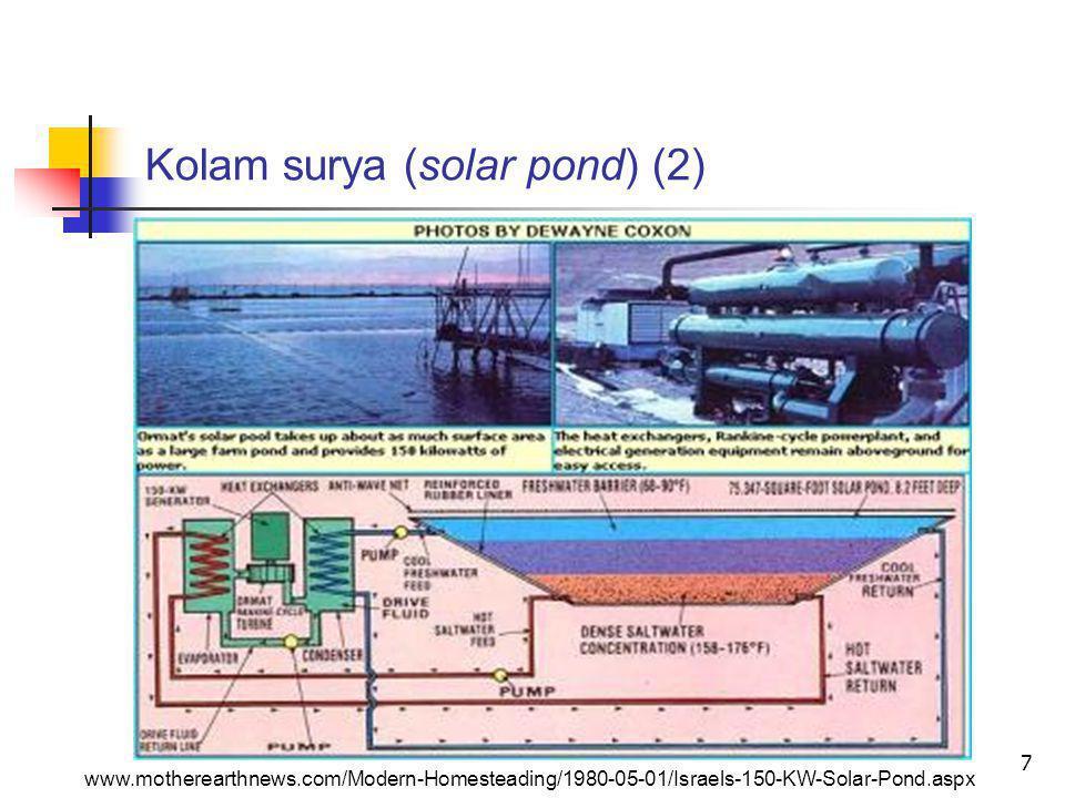 8 Kolam surya (solar pond) (3) dum www.environment.gov.au/settlements/renewable/recp/solar/