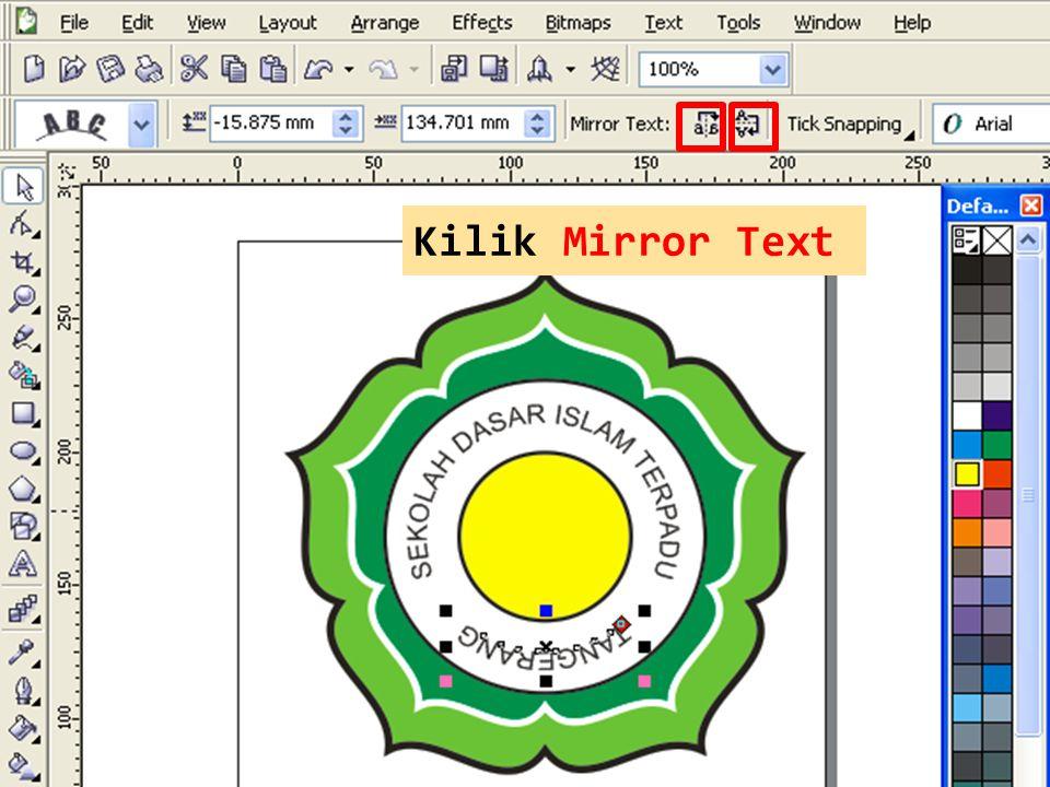 Kilik Mirror Text