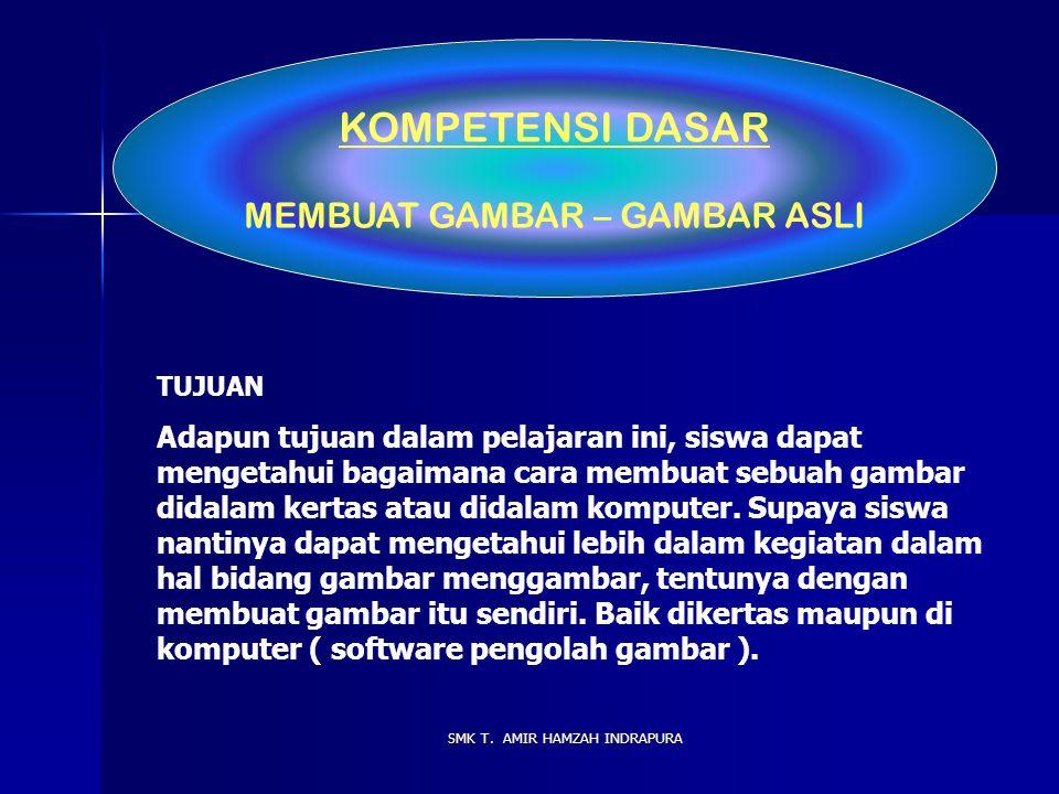 SMK T.AMIR HAMZAH INDRAPURA 9.