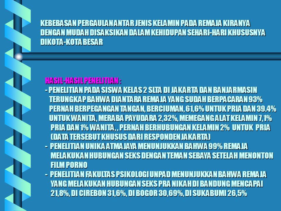 FREE SEX DAN REMAJA KITA b IDEOLOGI b IDEOLOGI FREE SEX SUDAH MELANDA KALANGAN REMAJA DUNIA BAHKAN INDONESIA b NEW b NEW YORK TIME (1992) MELAPORKAN :