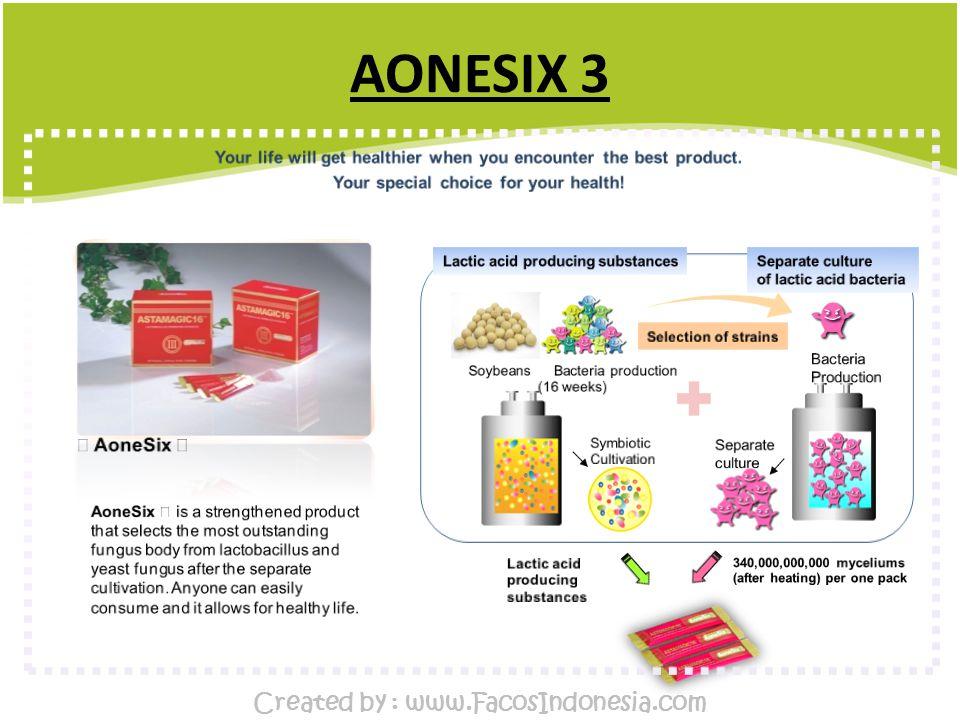 AONESIX 3 Created by : www.FacosIndonesia.com