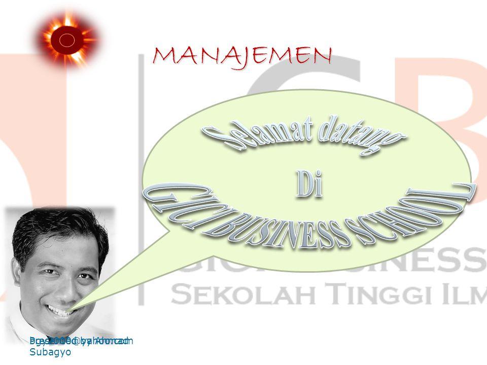 Teori Manajemen Kontemporer 1.