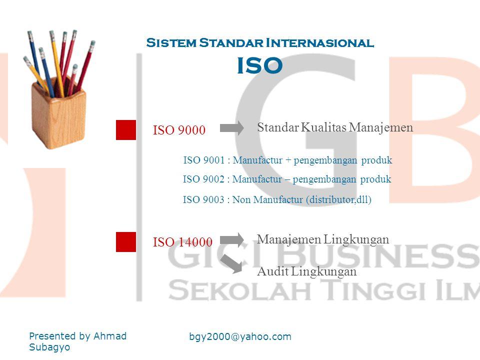 Manajemen Kualitas Quality Management Total Quality Management (TQM): 1.Pendekatan Sistem 2. Perangkat 3. Fokus Pelanggan 4. Perilaku / peranan Manaje