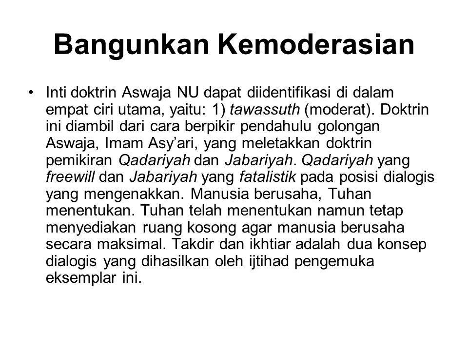 Indonesia ke Depan •kesejahteraan merupakan instrumen penting bagi peneguhan wawasan kebangsaan.