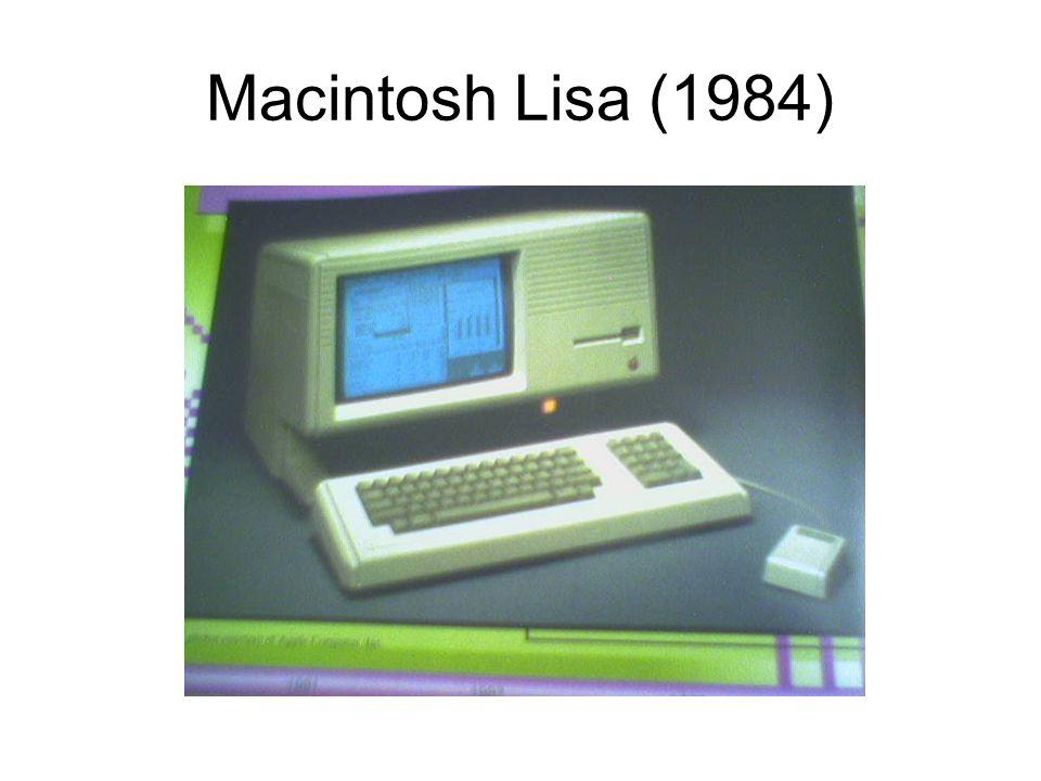 Macintosh Lisa (1984)