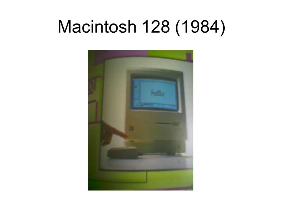 Macintosh 128 (1984)