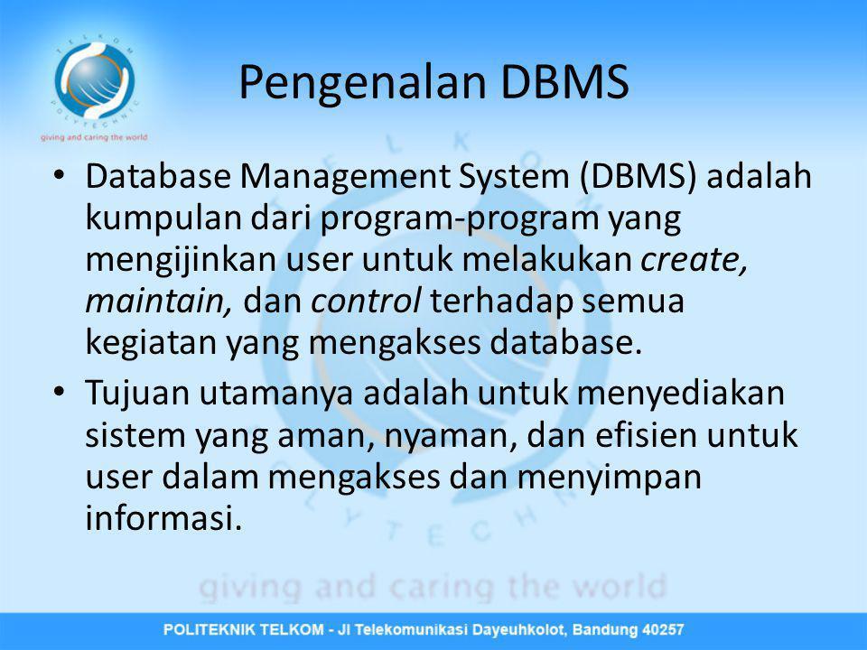 Client-Server Systems • Sistem server akan memproses permintaan dari client • Database functionality terdiri dari : front-end dan back-end • Sistem server bisa sebagai: - transaction server atau - data server