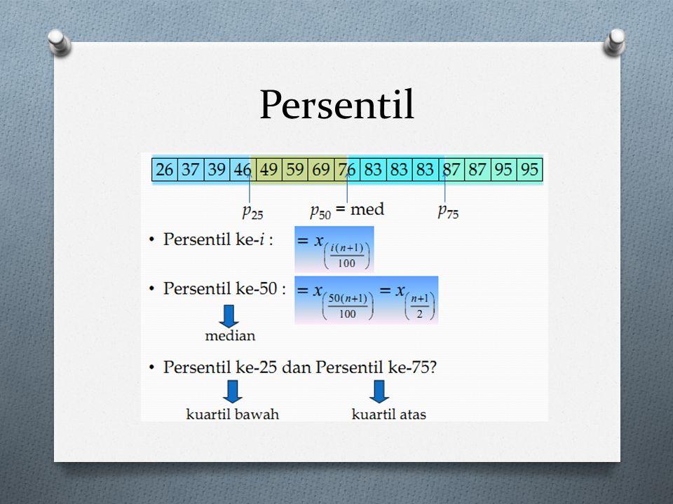 Persentil