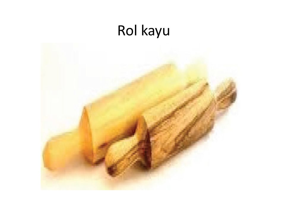 Rol kayu