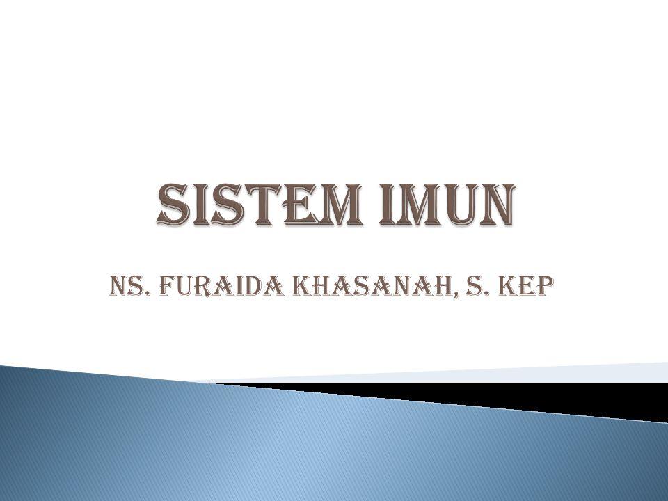 NS. FURAIDA KHASANAH, S. KEP