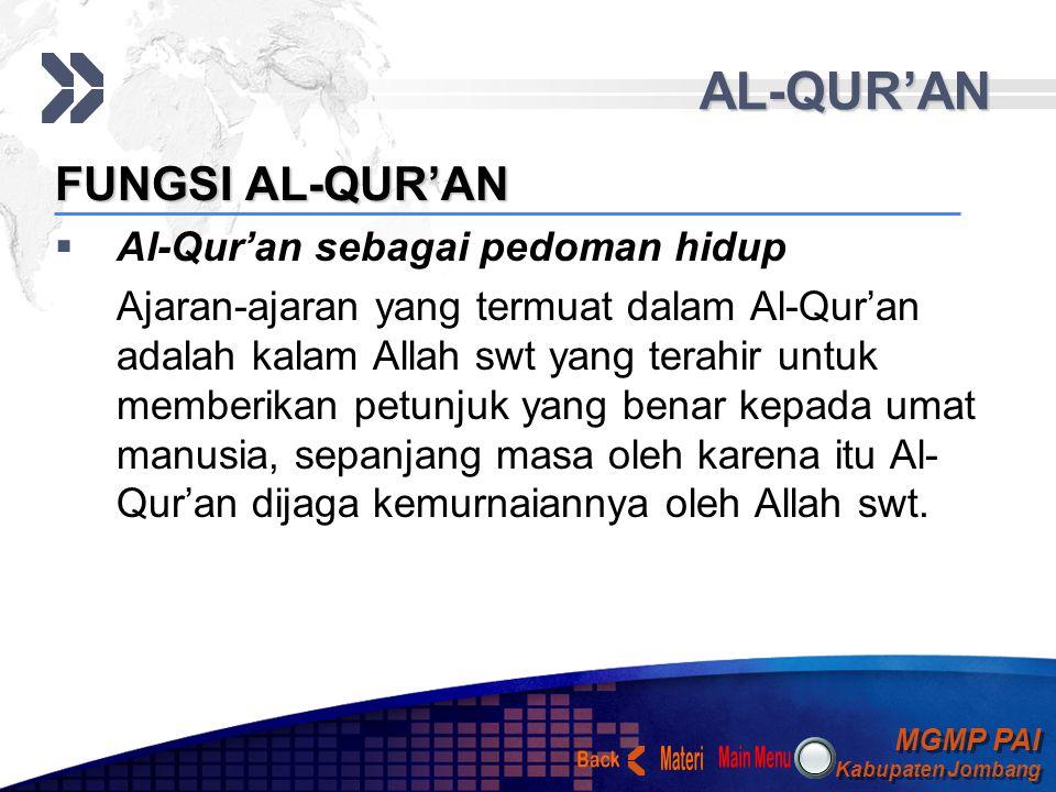 MGMP PAI Kabupaten Jombang MGMP PAI Kabupaten Jombang Your Text IJTIHAD SYARAT MELAKUKAN IJTIHAD ANTARA LAIN :  Mengerti dan memahami isi kandungan Al-Qur'an, juga hadis yang berhubungan dengan hukum-hukum.