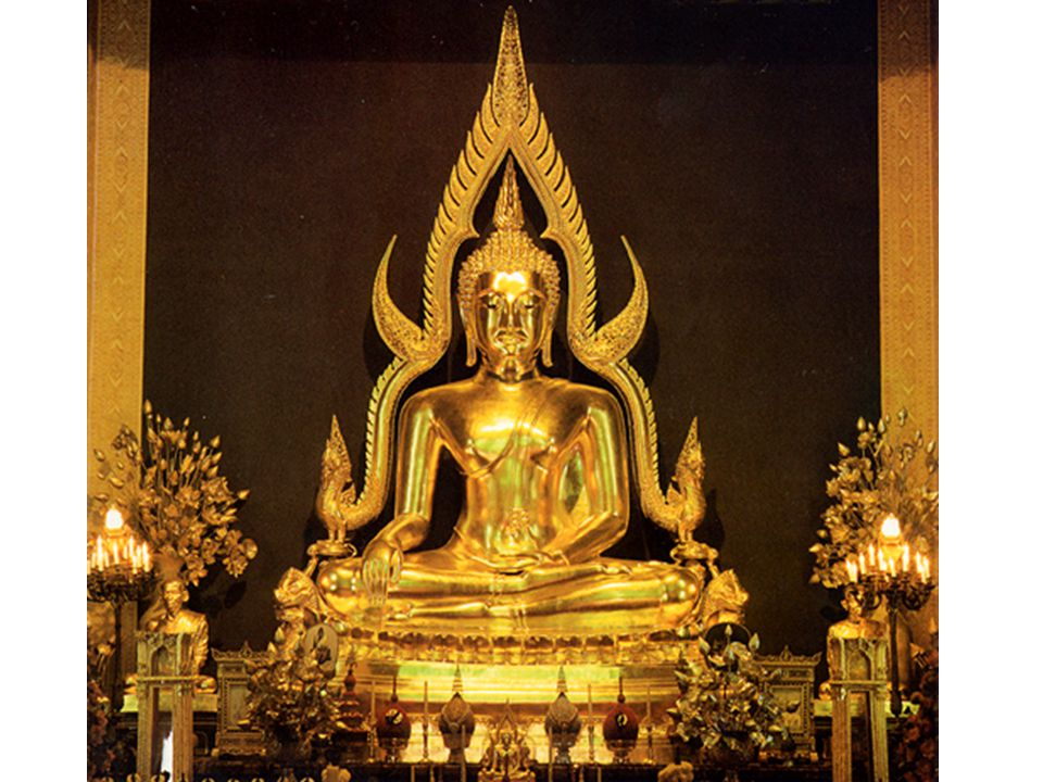 32 Tanda-tanda dari Manusia Luar Biasa Lakkhana Sutta DN.30 Terdapat banyak indikasi bahwa penampilan Buddha adalah normal dalam berbagai cara : • Upaka was impressed by the Buddha's clear faculties and radiant complexion.