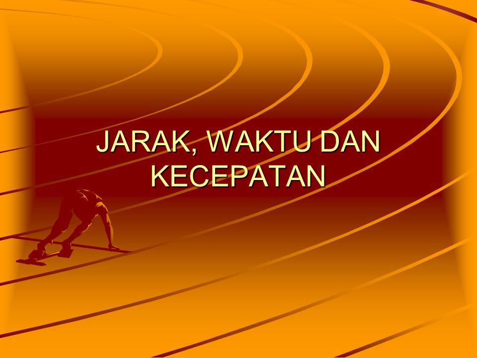 MASALAH BERPAPASAN Jarak Yogyakarta-Malang 350 km.