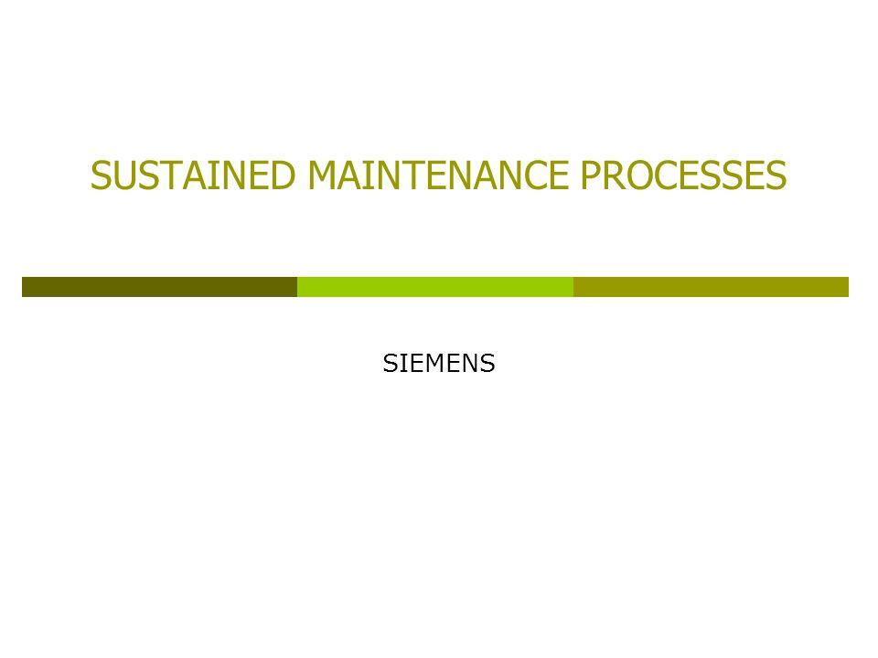 2 OPTIMASI PROSES PERAWATAN YANG LANGGENG Downtime pabrik yang tidak terjadual karena breakdown dari komponen- komponen utama dapat menghabiskan ratusan juta rupiah per harinya.