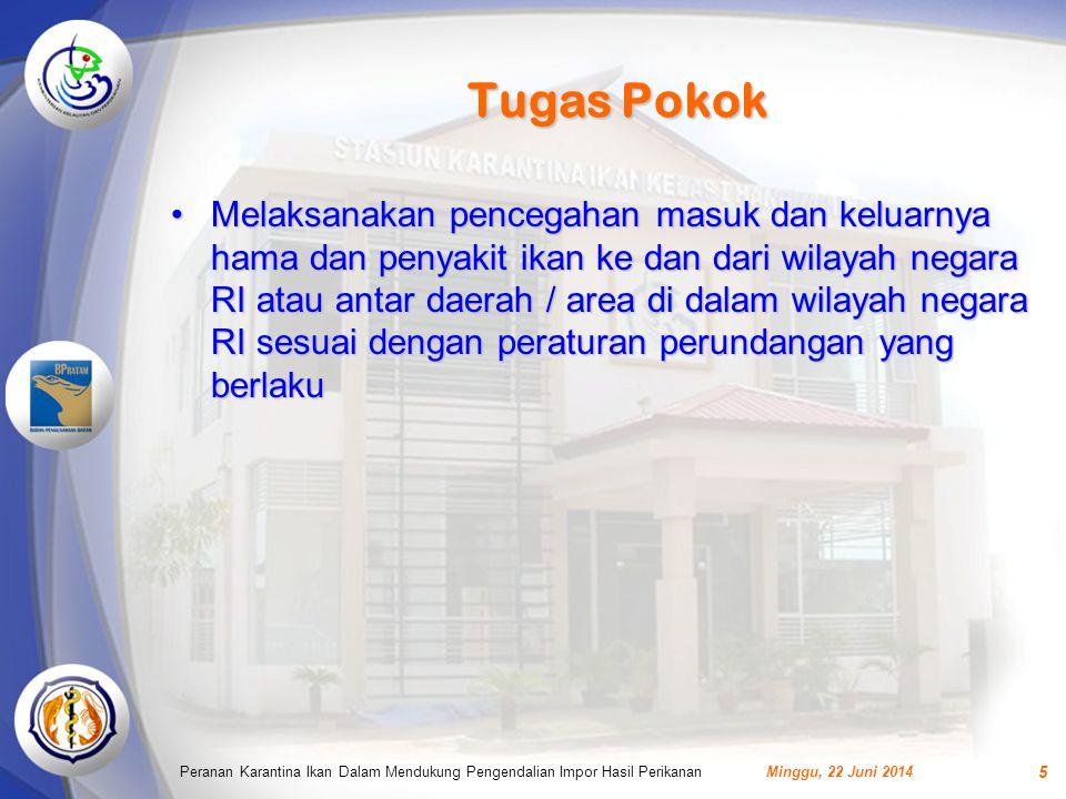 Penyebaran KHV Di Indonesia Minggu, 22 Juni 2014Peranan Karantina Ikan Dalam Mendukung Pengendalian Impor Hasil Perikanan 26 INDONESIA APR-MAY 2002 JUL 2002 AUG 2002 OCT-NOV 2004 AUG 2002 MAR 2002 FEB 2003