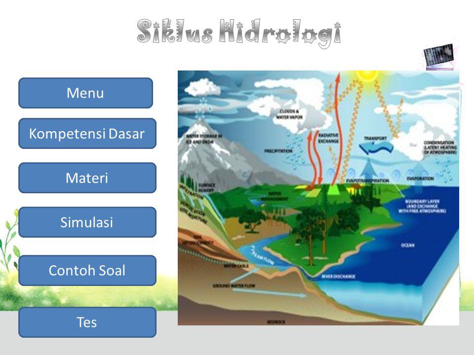 Siklus Hidrologi OK