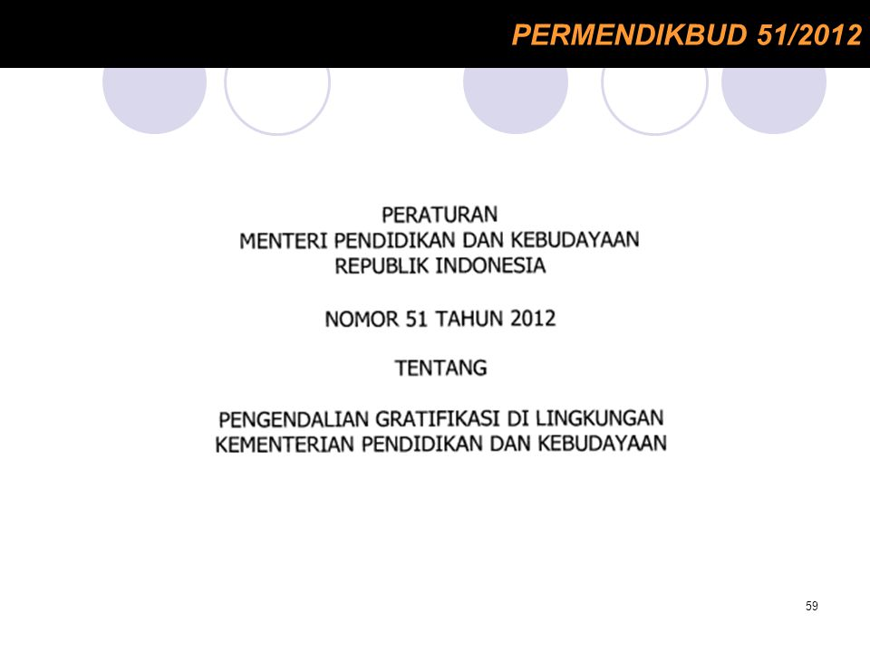 PERMENDIKBUD 51/2012 59