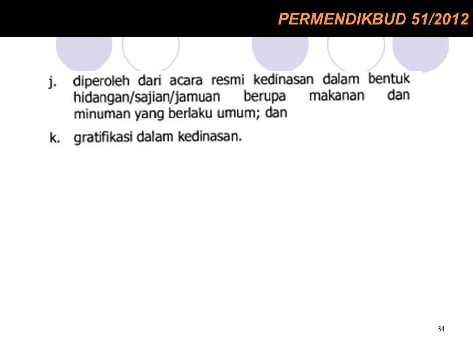 PERMENDIKBUD 51/2012 64