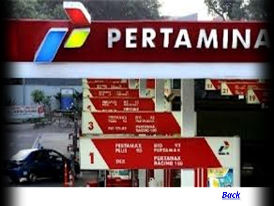 Logo Pertamina Back