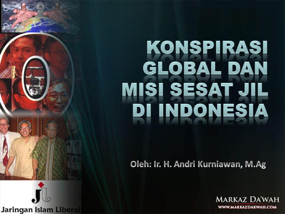 30 Organisasi Islam Penerima Dana The Asia Foundation (Jaringan YAHUDI-AS) 1.Jaringan Islam Liberal (JIL) dan Institut Studi Arus Informasi (ISAI), Ulil Abshar Abdalla dan Nong Mahmada, Jl.Utan Kayu 68-H Jakarta Timur.