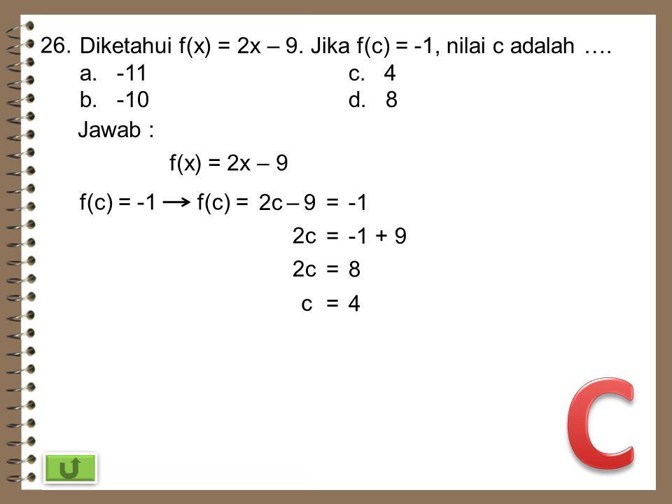 """25. Diketahui M = {1, 2, 3, 4}, dan N = {0, 2, 4, 6, 8, 10}. Relasi dari himpunan M ke N adalah """"setengah dari"""". Himpunan pasangan berurutan dari rela"""