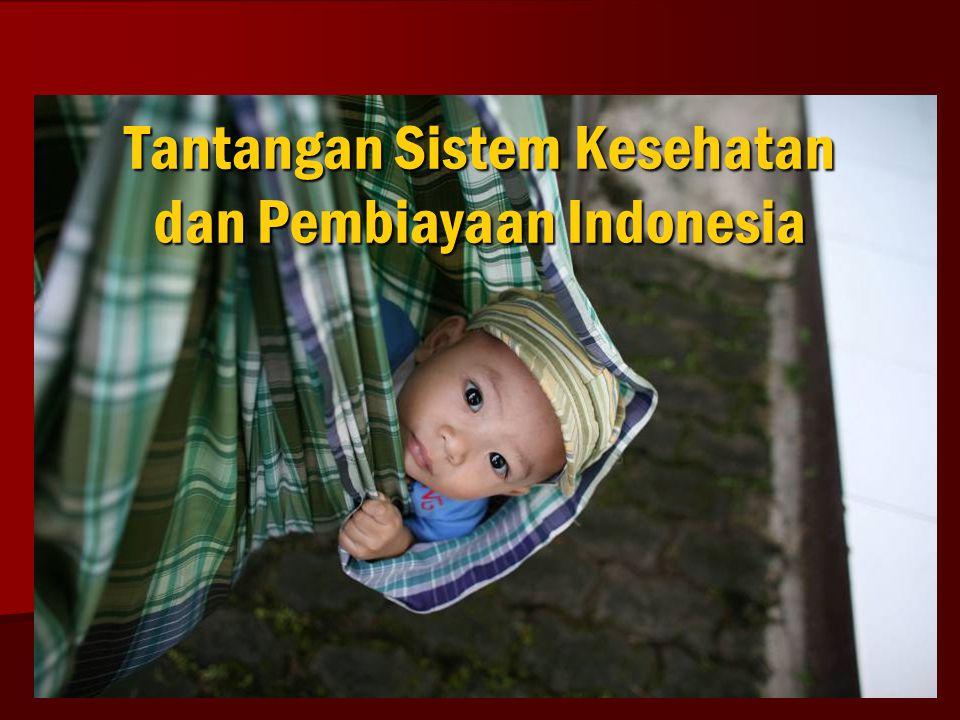 Tantangan Sistem Kesehatan dan Pembiayaan Indonesia
