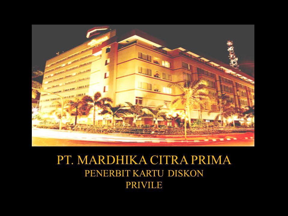 Privilege Card Rp.3.150.000,- Berlaku 1 (satu) Tahun