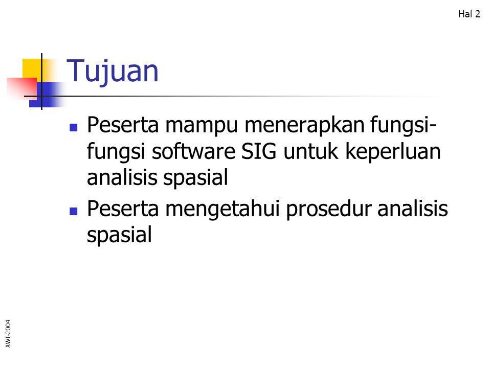 AWI-2004 Hal 3 Lokasi  Kabupaten Jeneponto, Sulawesi Selatan Kab. Jeneponto