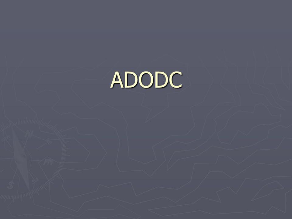 ADODC