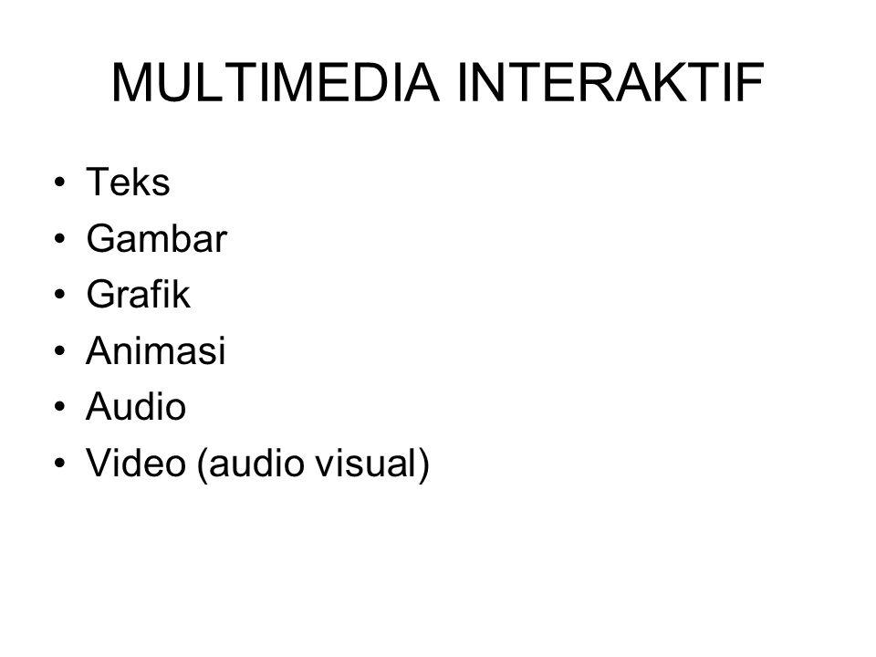 MULTIMEDIA INTERAKTIF Model pembelajaran multimedia interaktif (MMI) diartikan sebagai suatu model pembelajaran yang dapat digunakan untuk menyalurkan