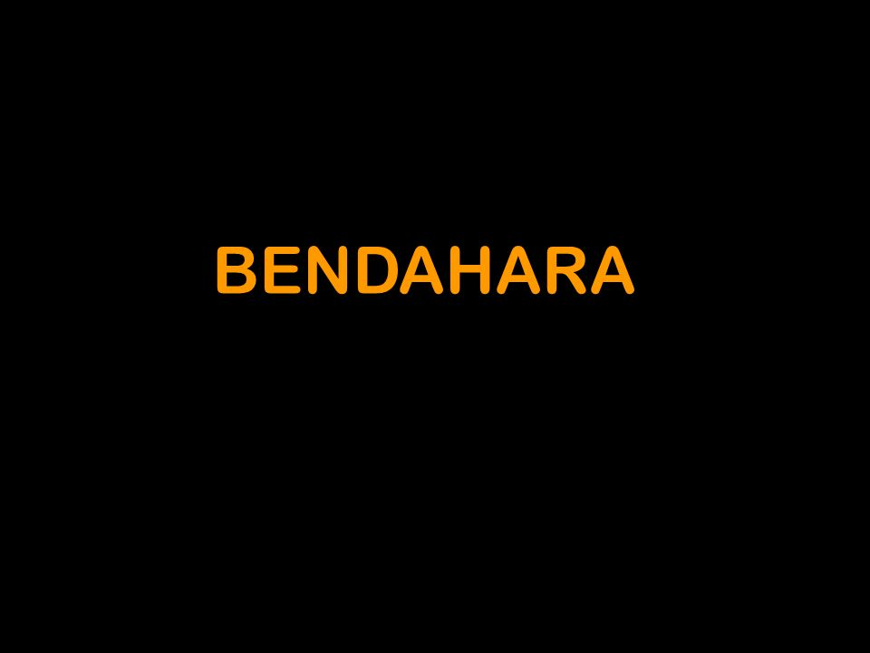 BENDAHARA