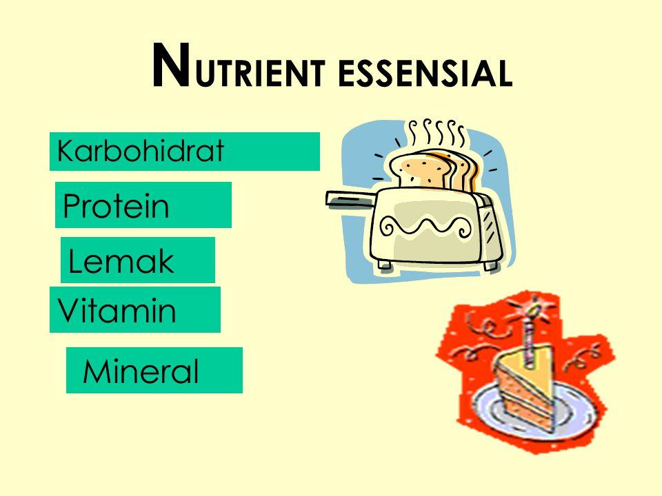  proses masuknya zat makanan yang larut dlm lemak maupun air ke dlm sel  Proses 1.
