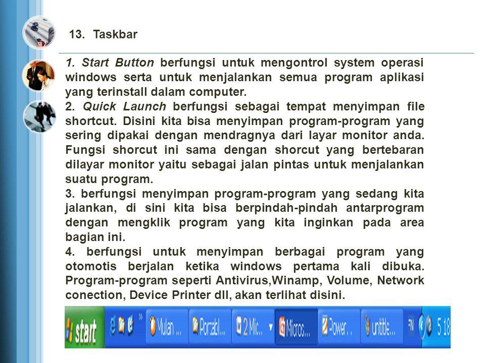 13.Taskbar 1.