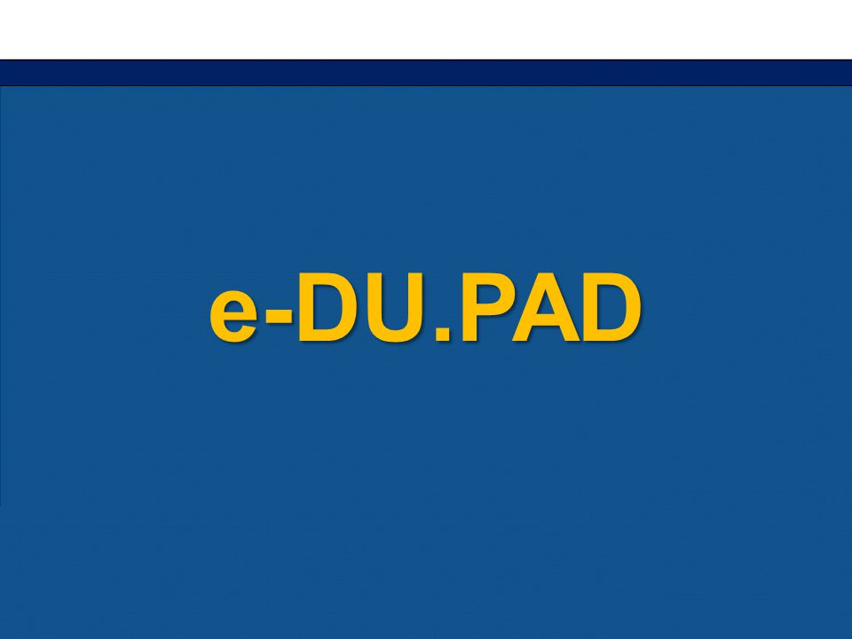 e-DU.PAD