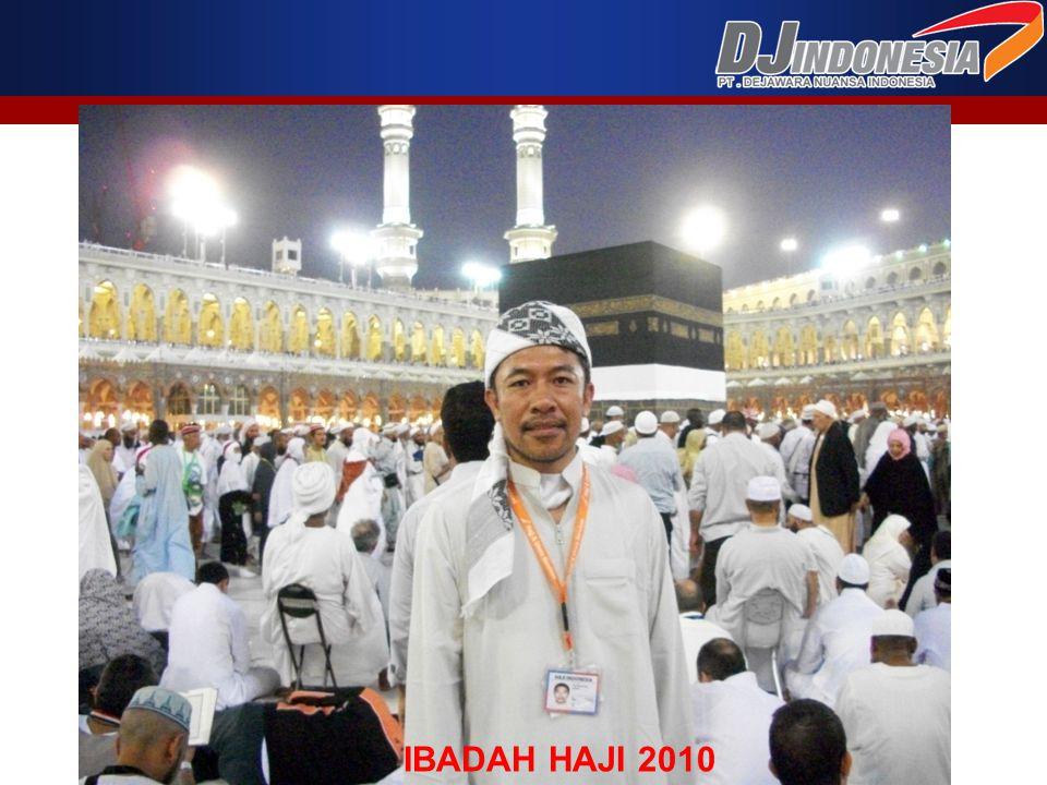 IBADAH HAJI 2010