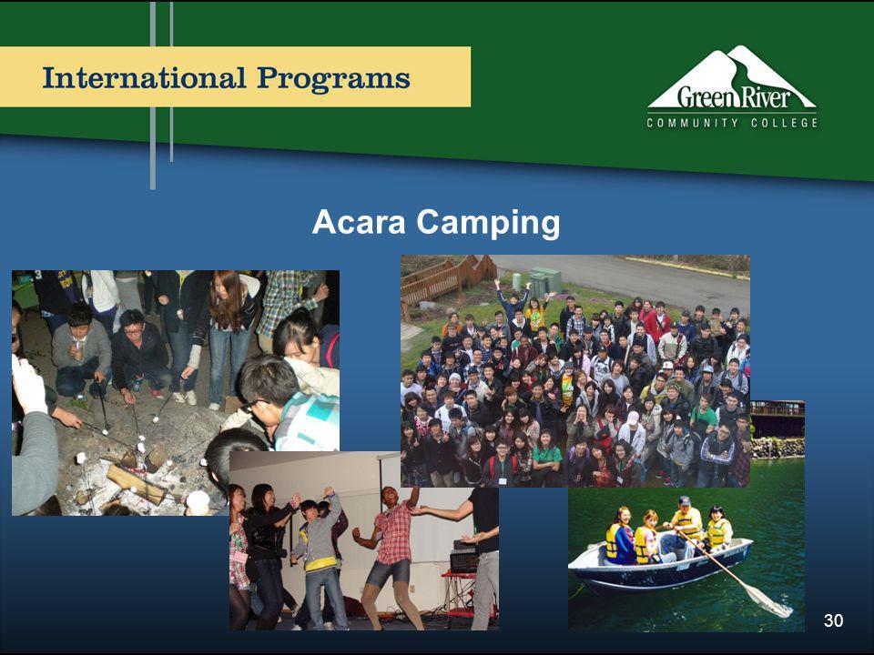 Acara Camping 30