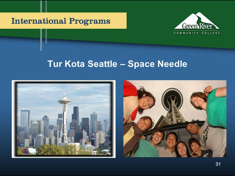 Tur Kota Seattle – Space Needle 31