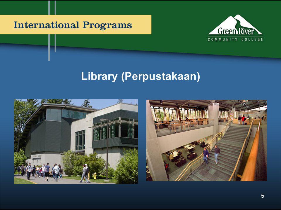 Library (Perpustakaan) 5