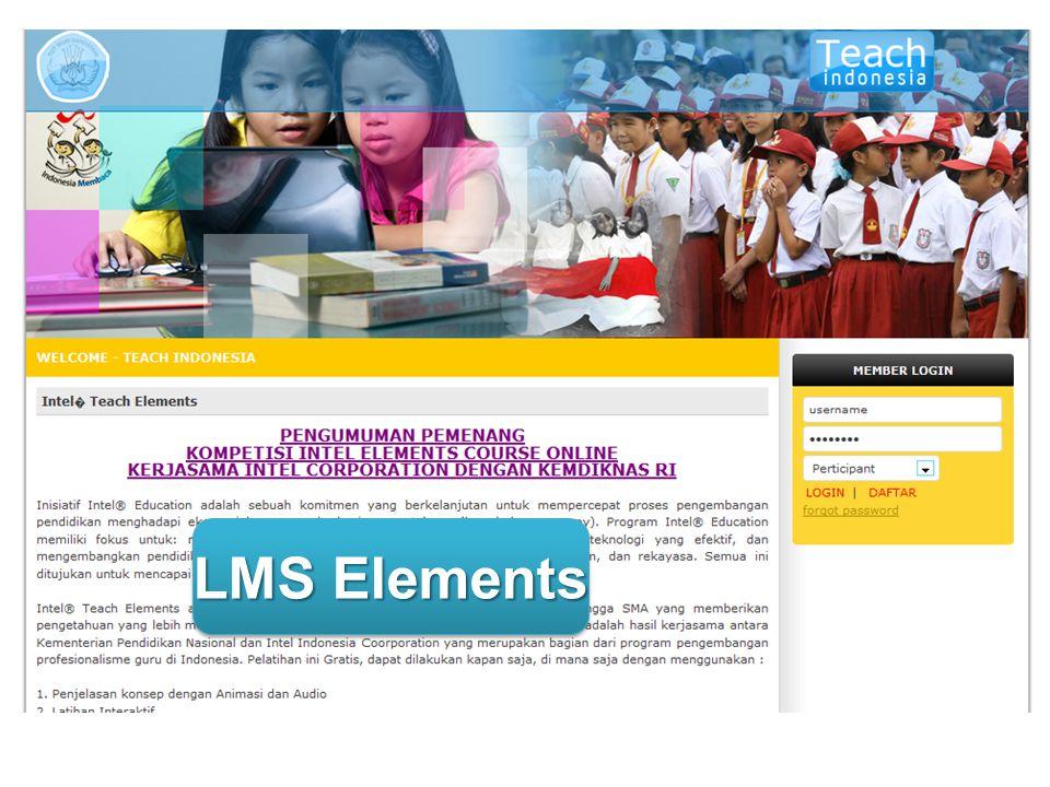 LMS Elements