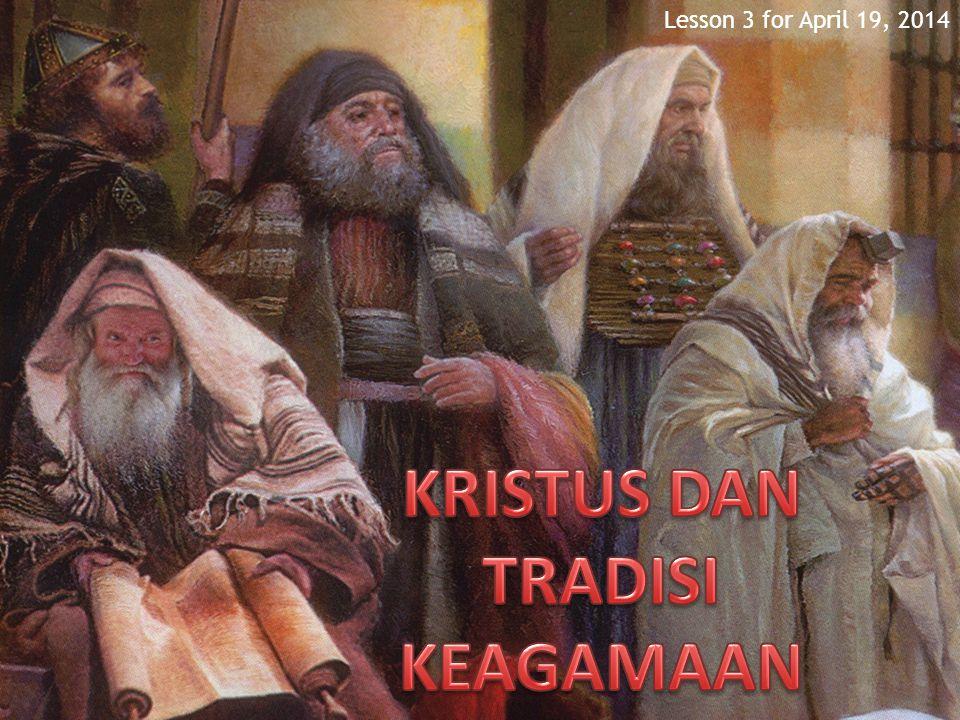 Siapakah orang Farisi.