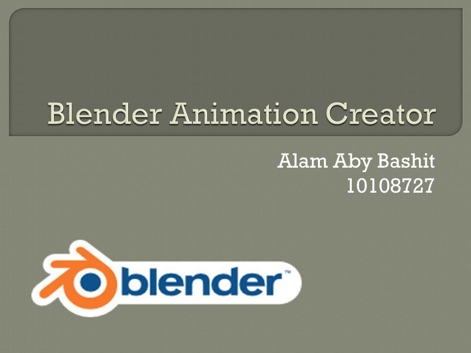  Merupakan aplikasi pengolah grafis komputer 3D  Dapat digunakan untuk membuat film animasi, visual efek, aplikasi 3D interaktif dan juga video games.