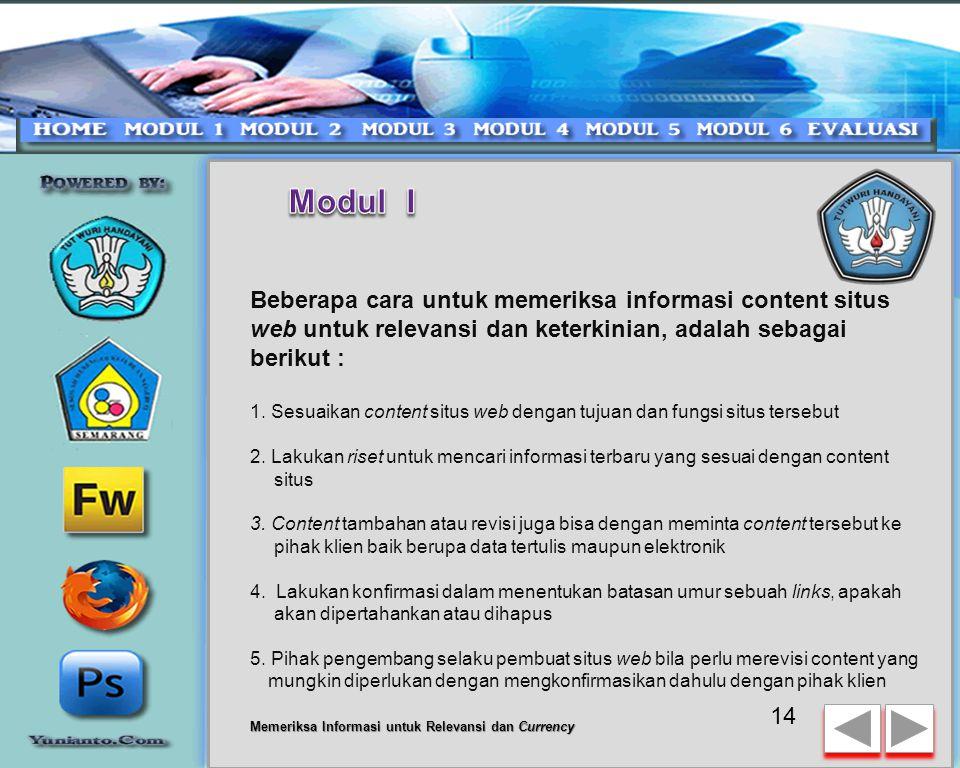 Pentingnya menambahkan interaktivitas pada content halaman sebuah situs web : 1.