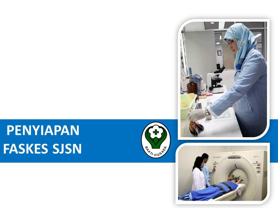 PENYIAPAN PUSKESMAS DAN RUMAH SAKIT (Akreditasi, BLU/D, Patient Safety, Tarif)
