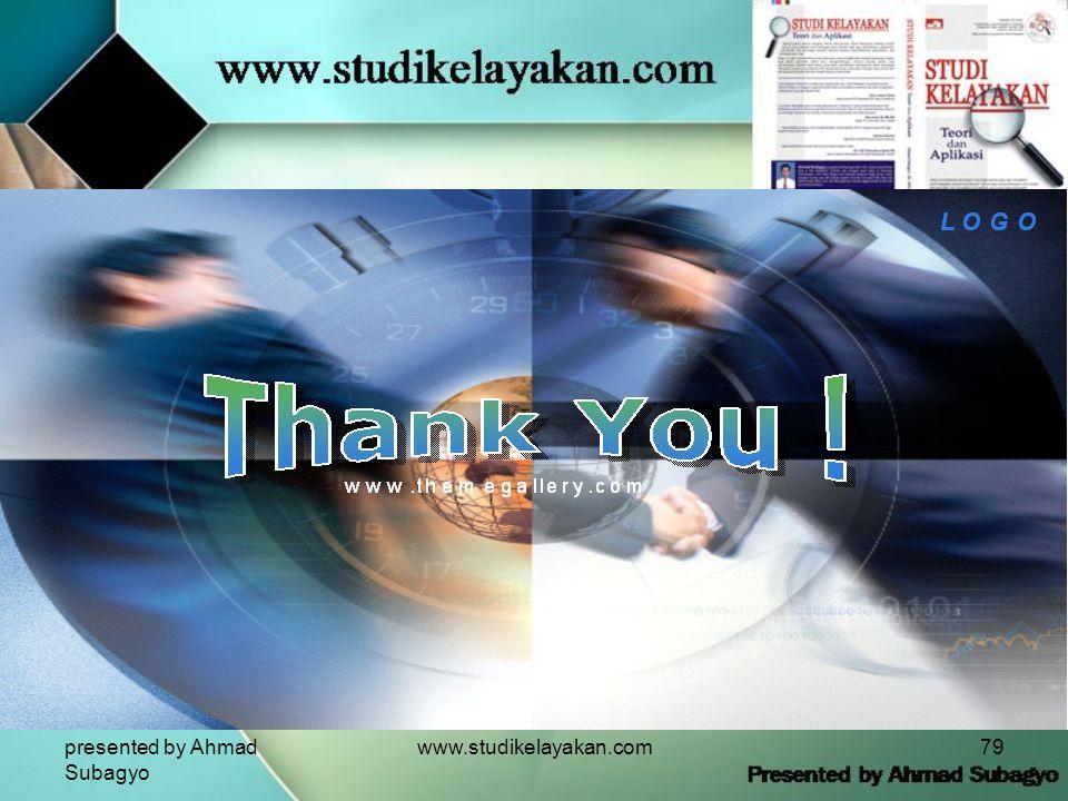 presented by Ahmad Subagyo www.studikelayakan.com79