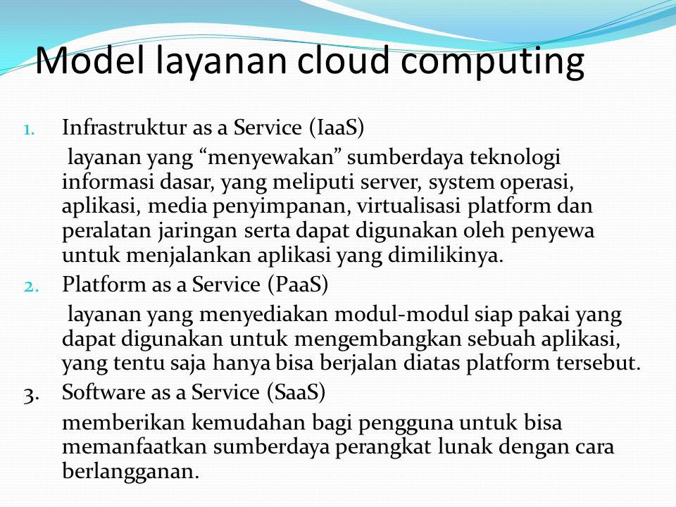 Keamanan Cloud computing menawarkan banyak manfaat, tetapi juga rentan terhadap ancaman.