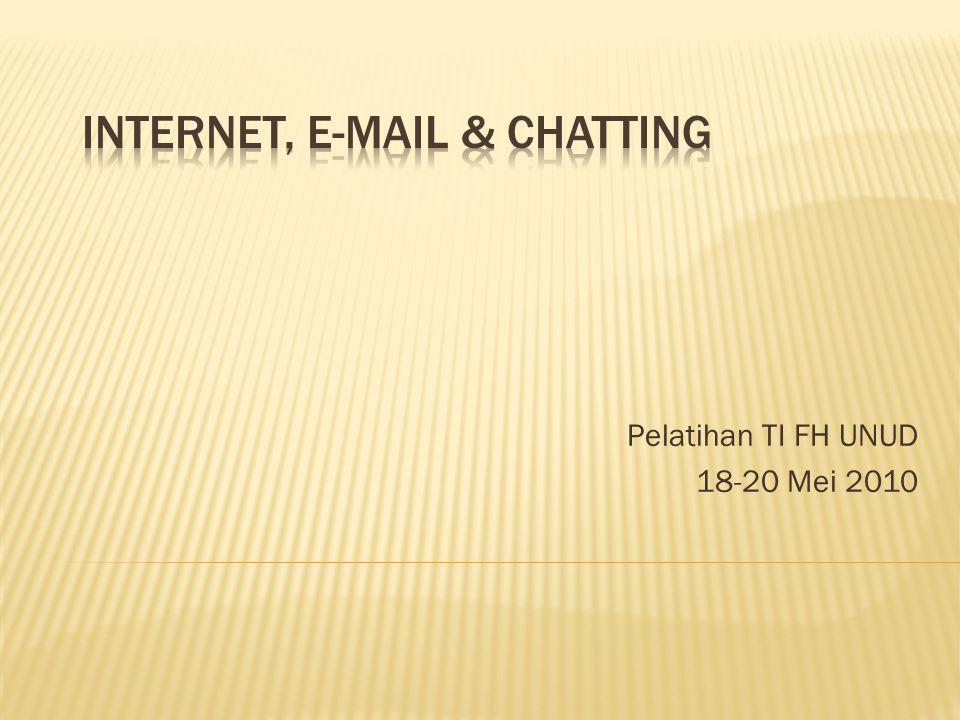 Chatting 1.Klik icon 2.